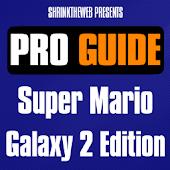 Pro Guide - Mario Galaxy 2 Edn