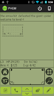 PHEM: Palm Hardware Emulator- screenshot thumbnail