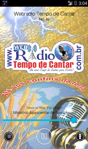 WEB RÁDIO TEMPO DE CANTAR