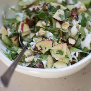 Heirloom Apple Salad.