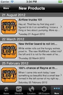 Longboard Loft - screenshot thumbnail
