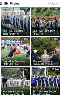 Monmouth Hawks: Premium - screenshot thumbnail