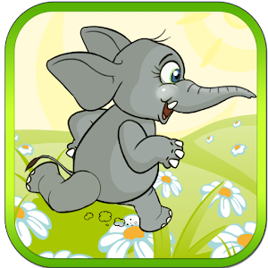 Elephant Run Icon