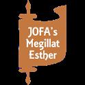 JOFA's Megillat Esther icon