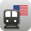USA METRO - NEWYORK icon