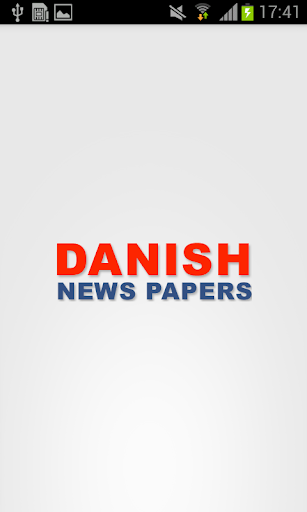 Danish Newspapers