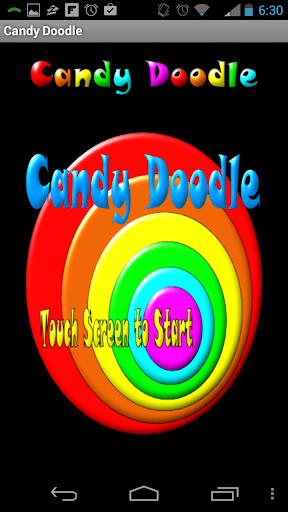 Candy Doodle Sensor Painting