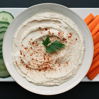 Simple White Bean Hummus