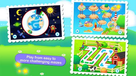Toddler Maze 123 for Kids Free 2.4 screenshot 314742