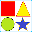 Kid Shapes Learning for 2+ Yrs icon
