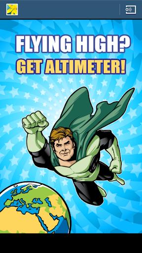 Altimeter GPS Calculator Lite