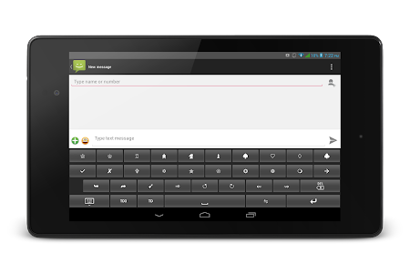 TypeDroid Pro with Keyboard screenshot 15