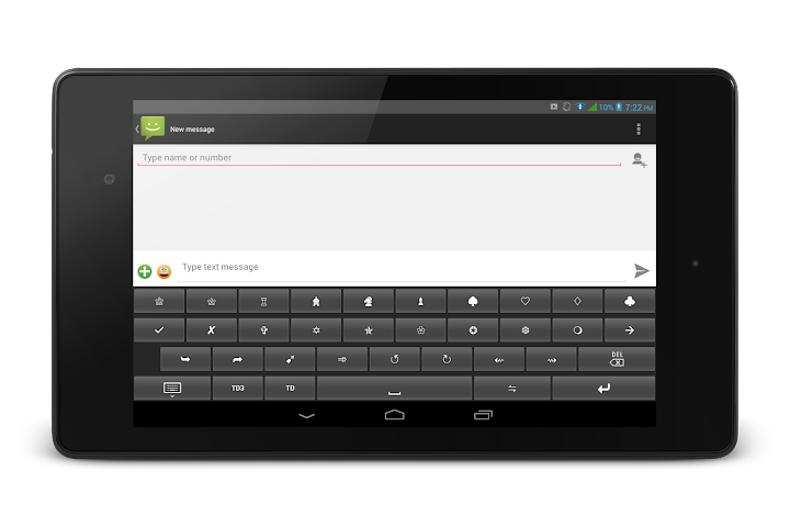 android TypeDroid Pro with Keyboard Screenshot 9