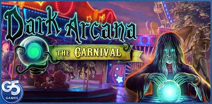 Dark Arcana:Тайна ярмарки полная версия скачать на android