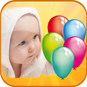 Funny balloons bang for PC and MAC