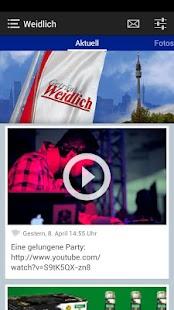 Getränke Weidlich GmbH - screenshot thumbnail