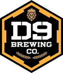 Logo of D9 Battle Hymn Black IPA