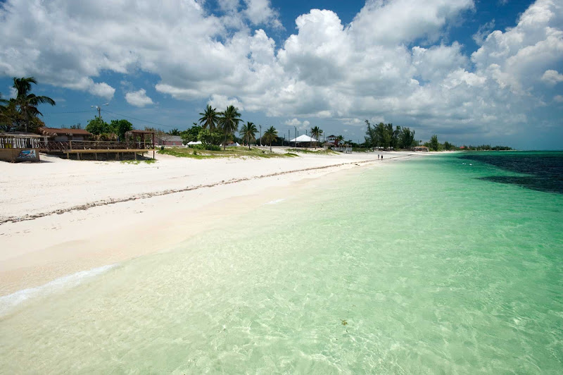 Explore the beaches of Freeport, the Bahamas, when you book a cruise on Carnival Cruise Line.