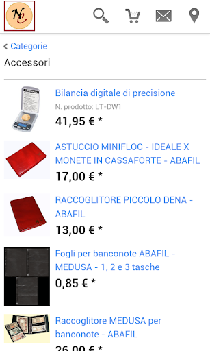 Numismatica Carrà E-shop