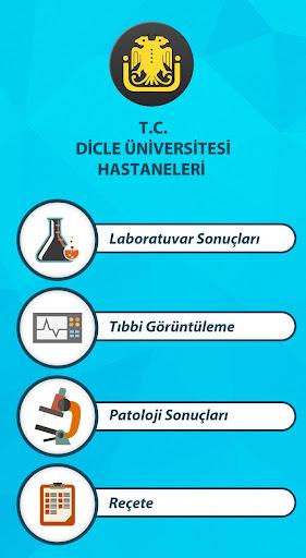 Dicle Üniversitesi Hastaneleri