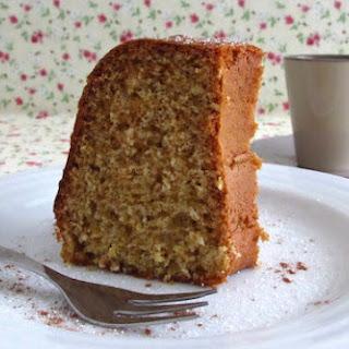 Honey Cinnamon Cake.