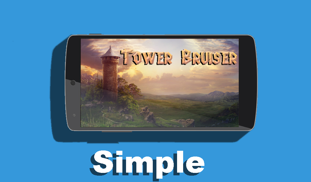Tower Bruiser- screenshot