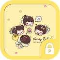 Honey labee protector theme icon