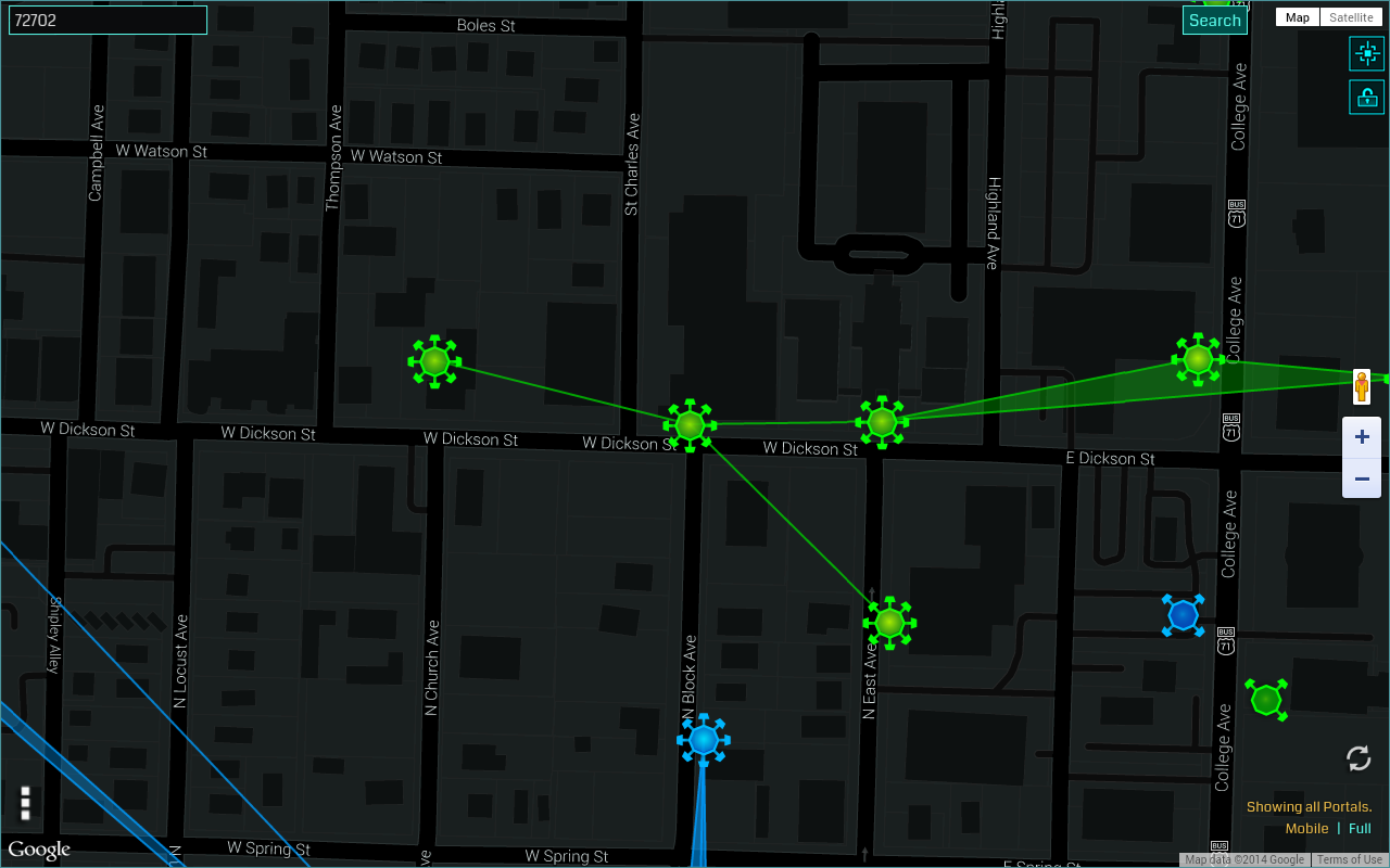 intell for ingress android apps on google play
