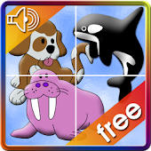 Animal Puzzle - Game For Kids