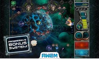 Screenshot of Star Defender 3™