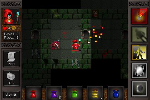 Cardinal Quest - screenshot