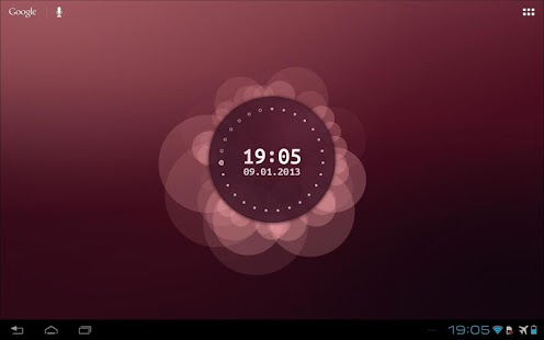 Ubuntu Live Wallpaper Beta - screenshot thumbnail