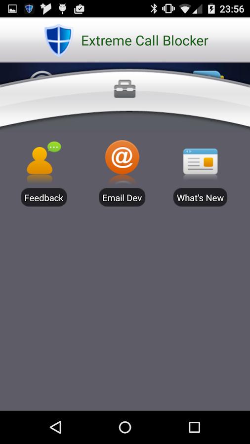 Extreme Call Blocker - screenshot