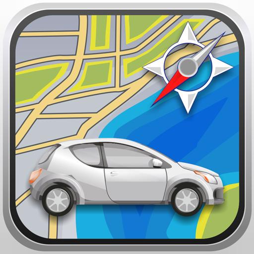 GPS導航 韓國 LOGO-APP點子