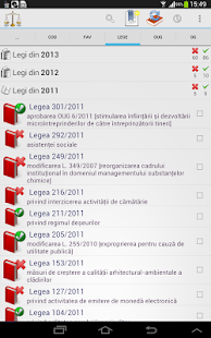 Legislativ - screenshot thumbnail