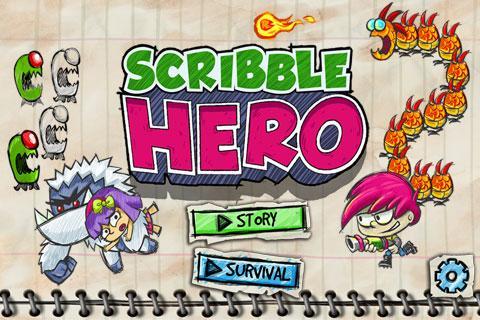 Scribble Hero