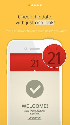 memo checklist widget - itmemo