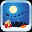 memory santaclaus to christmas icon
