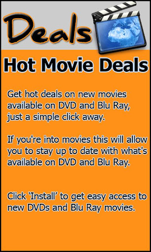 Hot Movie Deals