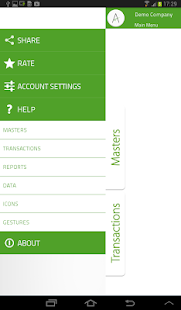 mAccounts Mobile Accounting - screenshot thumbnail