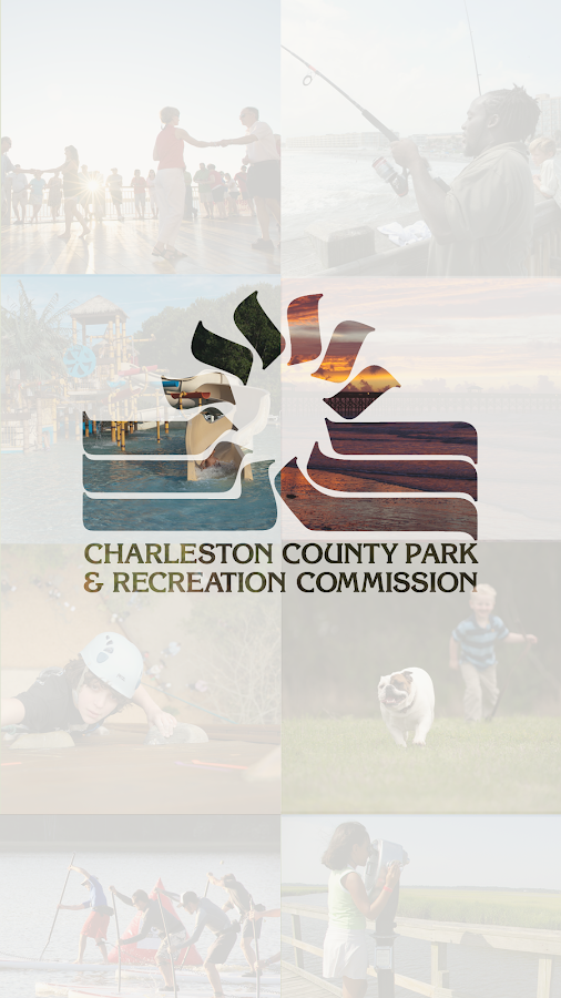 Charleston County Parks- screenshot