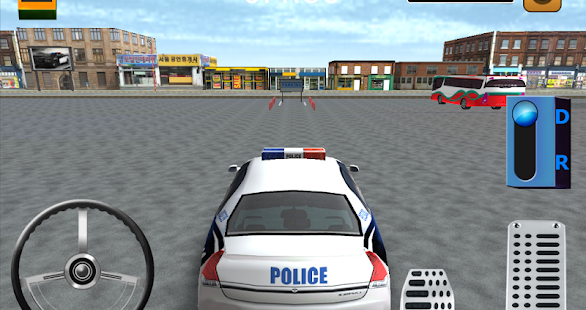 Parking 3D - Police Edition - screenshot thumbnail