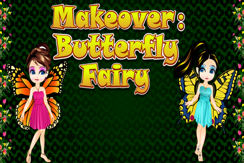 Makeover : Butterfly Fairy