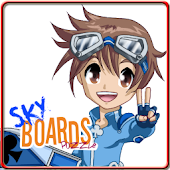 SkyBoards Puzzle