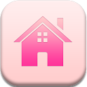 Themes of love, GO Launcher EX icon