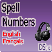 Spell Numbers - Audio