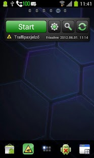 Traffipaxjelző - screenshot thumbnail