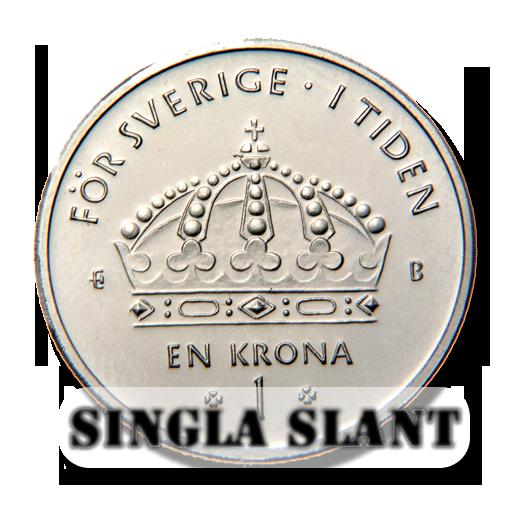 singla slant Korsord Synonym