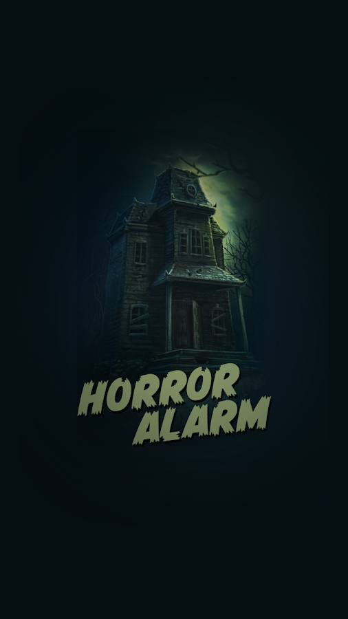 Horror Alarm- screenshot