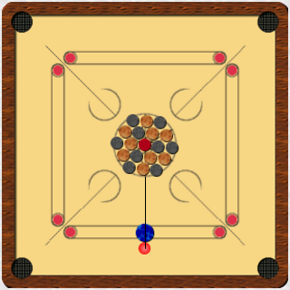 Carrom Board 1.7 screenshots 2